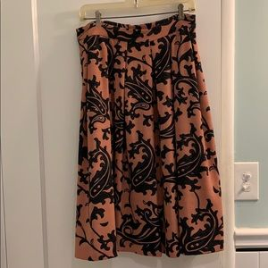 Pink & Black H&M Skirt